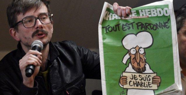 Charlie Hebdo'dan saldırının yıl dönümünde özel sayı