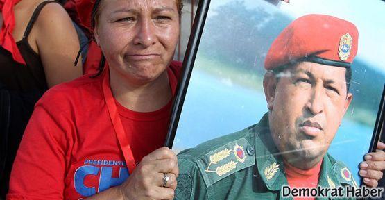 'Chavez öldü ama düşünceleri yaşayacak!'