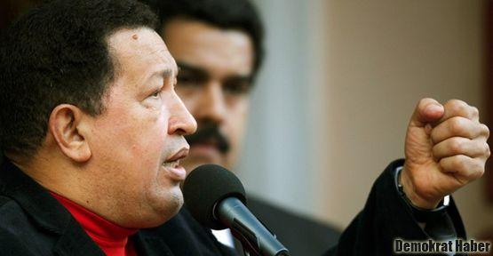 Chavez yeniden kanser oldu, halefini açıkladı