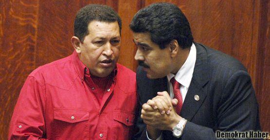 Chavez'in yemin töreni ertelendi