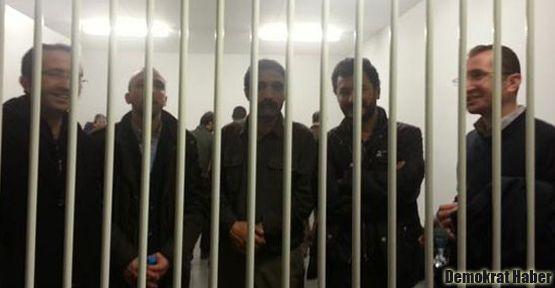 ÇHD'li avukatların tutukluluğuna itiraz edildi