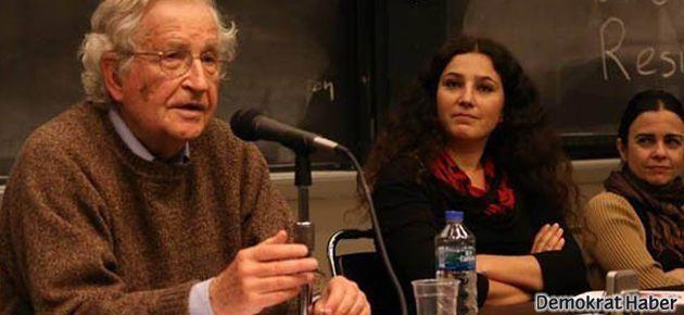 Chomsky, ABD'nin 1990'lar Türkiye'sindeki rolünü hatırlattı