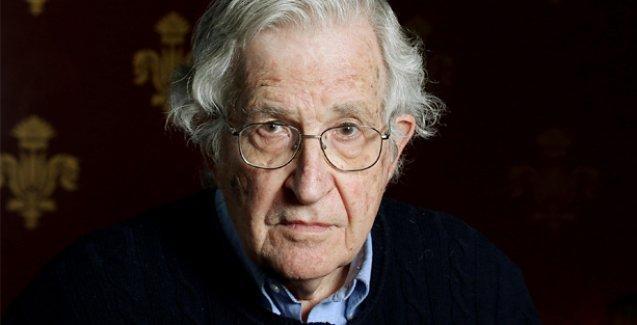 Chomsky, kendisini Türkiye'ye davet eden Erdoğan'a yanıt verdi