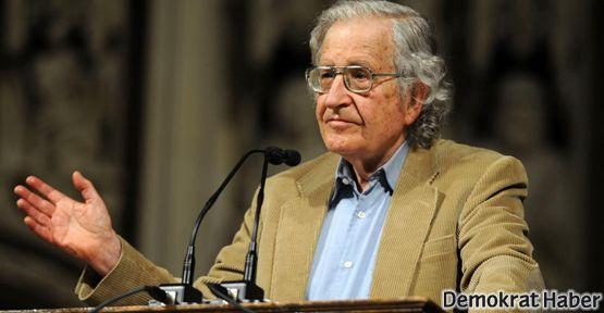 Chomsky: İsrail, Türkiye'nin üslerini İran'a karşı kullanabilir