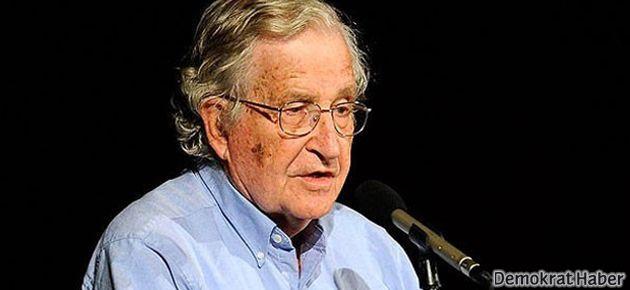 Chomsky: Türkiye tarihinin en utanç verici anları