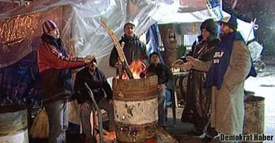 CHP, direnen Şişecam işçisinin hem patronu hem destekçisi