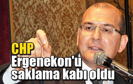 CHP Ergenekon'u saklama kabı oldu
