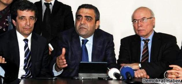 CHP heyeti BDP seçim bürosunda barış mesajları verdi