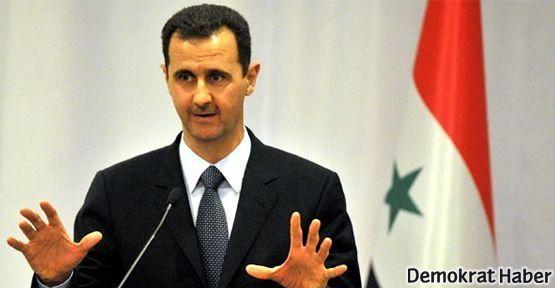 CHP heyeti Esad'la görüştü