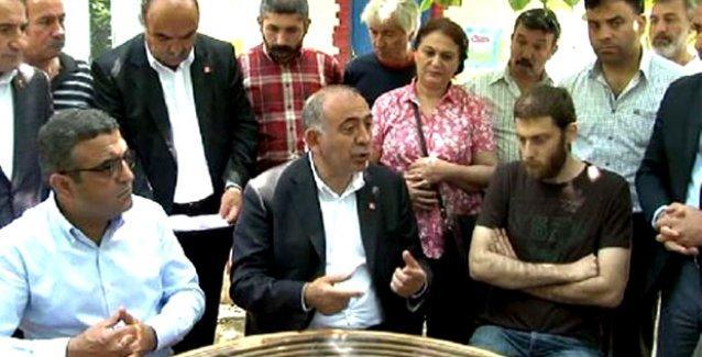 CHP heyeti Kamp Armen'i ziyaret etti:  'Bu ortak miras kamulaştırılmalı'