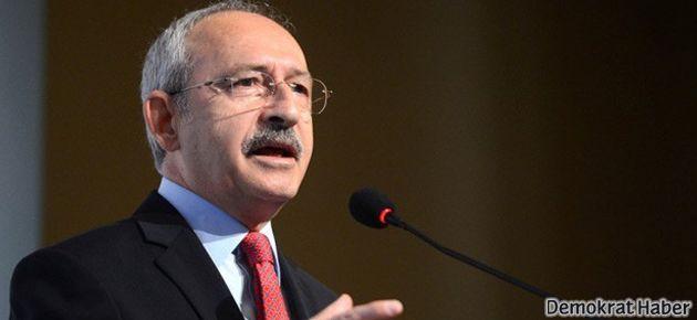CHP Kadıköy'den vazgeçti, Taksim'e gidiyor