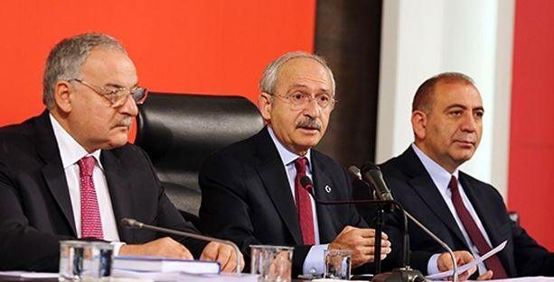 CHP, kurultayı 1 yıl erteledi