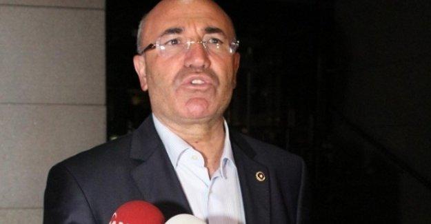 CHP'li Tanal: Erdoğan makam aracı hediye edecekse kendi malını hediye etsin