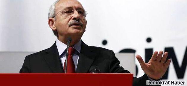 CHP Lideri Kılıçdaroğlu: Eşbaşkanlığı tartışırız!