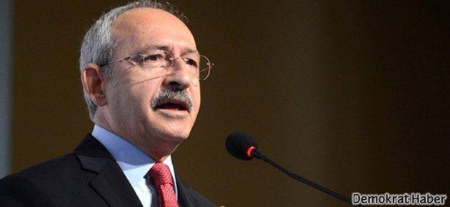 CHP liderinden 'Barışa karşı mısınız?'a cevap