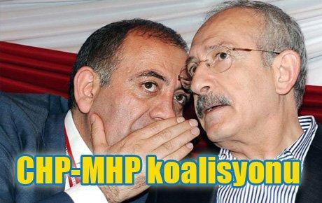 CHP-MHP koalisyonu önerisi