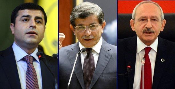 CHP ve HDP'den, 'fakir çocuk'tan 'bedelli'ye 'U' dönüşüne tepki