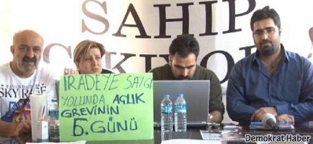 CHP'de açlık grevi