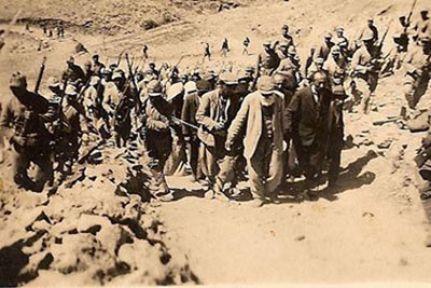 'Dersim'de katliamdan önce askerler köylülerle kebap yedi'