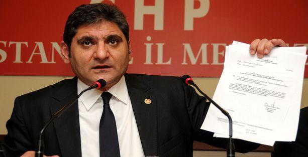 CHP'de ikinci 'sehven' ifadeye çağrılma vakası