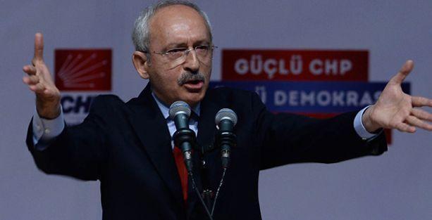 CHP'de Parti Meclisi kesinleşti