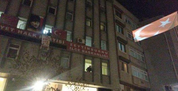 CHP'deki beyaz bez 'makul şüpheli' sayıldı