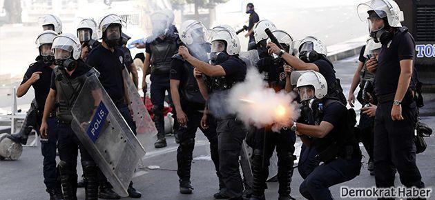 CHP'den 'biber gazı yasaklansın' teklifi