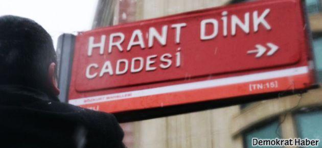 CHP'den 'Hrant Dink Caddesi' teklifi