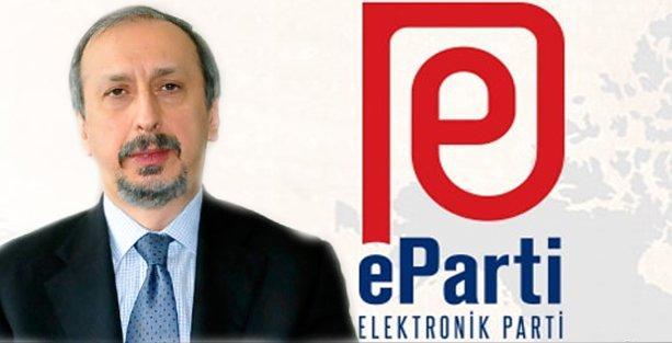 CHP'den istifa eden vekil elektronik parti kuruyor