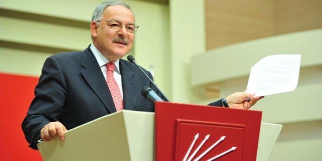 CHP'li Haluk Koç'tan Davutoğlu'na: Küçük Hüsamettin, paspas Başbakan...