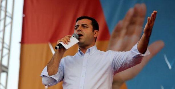 CHP'li vekil: Demirtaş, solda yeni bir lider