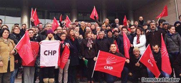 CHP'lilerden cemaatçi aday tepkisi