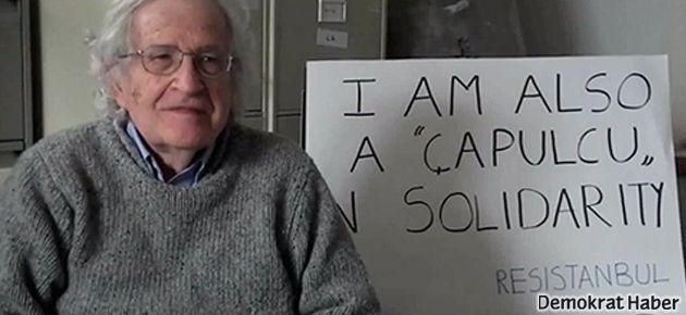 CIA Noam Chomsky'yi de fişlemiş
