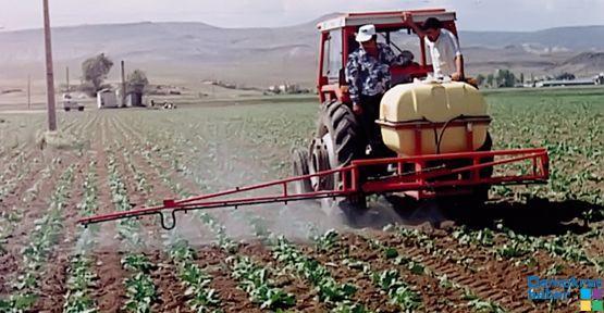 Çiftçi-Sen: Tarım ilaçları öldürüyor