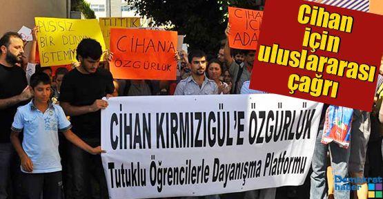 Cihan Kırmızıgül için uluslararası çağrı