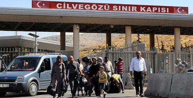Cilvegeözü sınır kapısı valilik kararıyla kapatıldı!