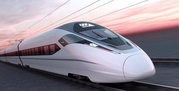 Çin-İstanbul hızlı tren hattı