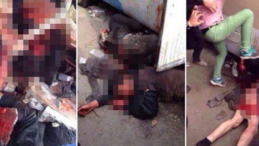 Çin'de 2 kişiyi döven polislere linç