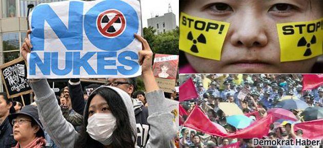 Çin'de protestolar üzerine nükleer proje iptal edildi