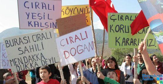 Çıralı'da sit alanı özel şirkete kiralandı