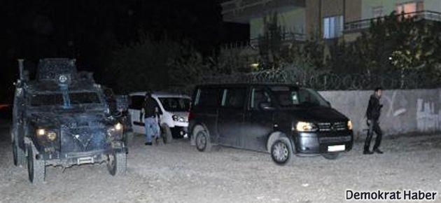 Cizre'de korucubaşının evine bombalı saldırı