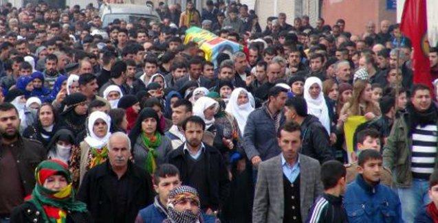 Cizre'de öldürülen 12 yaşındaki Nihat toprağa verildi