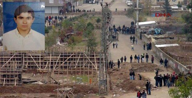 Cizre'den yine ölüm haberi: Polis kurşunu bir can daha aldı!