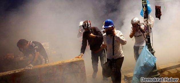 CNN, BBC, El Cezire Gezi iddianamesine girdi