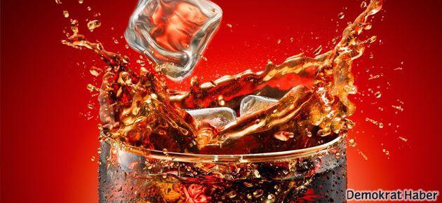 Coca Cola 'renk kanseri' oldu