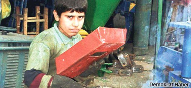 Çocuk işçiliği dünyada azalıyor, Türkiye'de artıyor