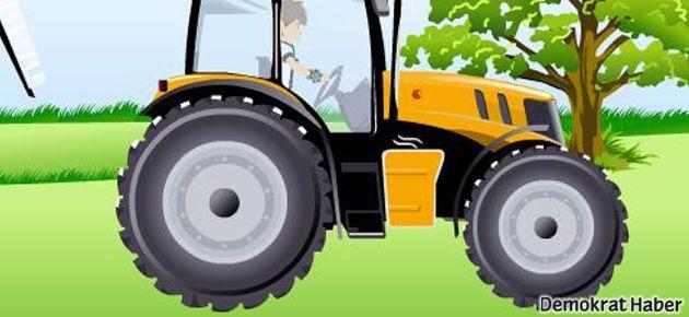 Çocuklar İçin Traktör Oyunları