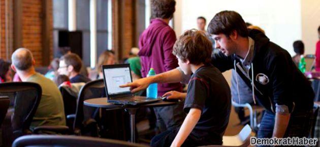 Çocuklara Ücretsiz Kod Yazmayı Öğreten Etkinlik CoderDojo Türkiye'de