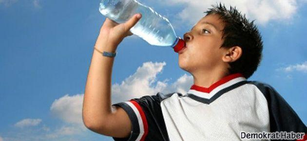 Çocuklarda Su Tüketimi