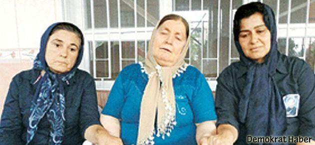 'Çocuklarımızı polis, Erdoğan öldürdü'